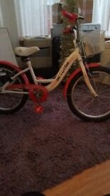 girls one direction bike for sale.
