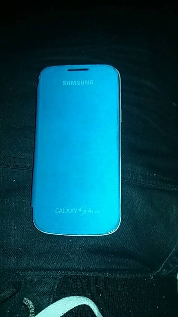 Samsung s4 miniin Radford, NottinghamshireGumtree - Samsung s4 mini all network comes with two batteries and charger swap or offers