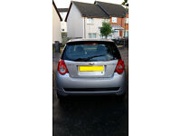 Chevrolet Aveo - 1.4l '58 Plate (Low Mileage) Not Polo, Ka, Fiesta, Corsa, Yaris, Aygo, Ford, Toyota