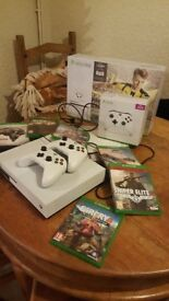 x box 1 s 1tb and loads of extras
