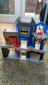 Batman imaginext Gotham city