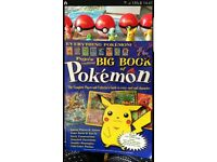 Pojo's big book of pokemon and pokemon toys