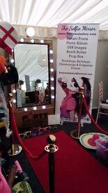 Magic Selfie mirror photo booth