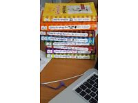 Diary of A Wimpy Kid Book Collection + FREE DVD