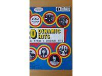 K - Tel Vinyl Record/ LP present 20 Dynamic Hits