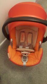 Car seat CYBEX Aton Q very good condition