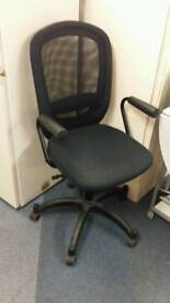 Computer chair. 3 available. Delivery possible