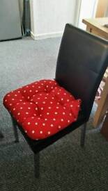Cushions for dining table chairs