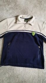 Norwich City fleece