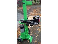 Log splitter 6 ton vertical