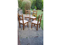 Dining Chairs solid wood 4