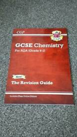 GCSE CHEMISTRY 9-1 REVISION GUIDE *NEW*
