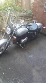 Honda shadow 125cc
