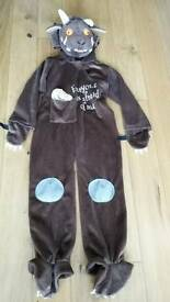 Gruffalo Dress Up Costume Aged 5-7