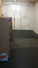 Covent Garden Basement - space to rent: office/ storage