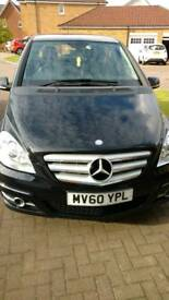 Mercedes-Benz B class - diesel, full service history, low miles, top sport edition
