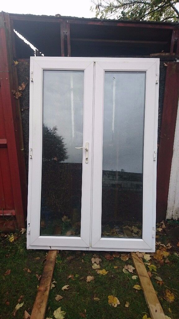 PVC DOORS FOR SALE 207 x 139 cm ONLY £ 50