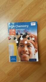 AQA Alevel Chemistry Textbook