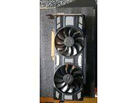 EVGA Geforce GTX 1070 S.C. Black edition