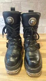 New Rock Ladies Boots