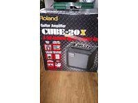 Roland Cube 20-X amplifier