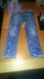 Ladies Skinny jeans Size 10