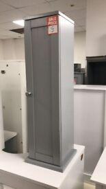 grey bathroom unit