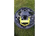 Spare wheel kit,wheel brace and jack