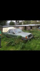 Subaru pick up no mot 60000 miles needs work good project