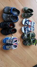 Kids trainers & sandals