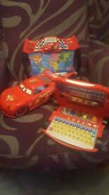 Disney Cars Lighting McQueen Bundle
