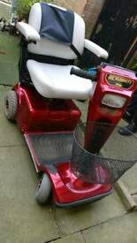 Celebrity pride mobility scooter