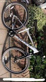 CARRERA HELLCAT 29er WITH SECURITY SYSTEM AND LOTS OF MORE ACCESSORIES