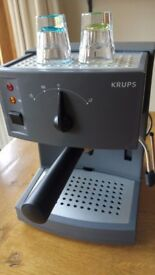 Krups Coffee Machine Espresso and Milk frother