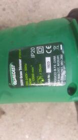 Qualcast 350w grass trimmer GT2551X