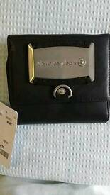 Calvin Klein Jeans leather purse