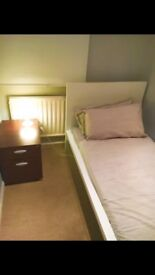 Single room in 4 bedroom house - ALL BILLS INCLUDED £350pcm