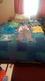 bundle of baby/kids clothes...see photos ...never worn ...some with tags