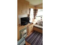 2 x 3 bed caravans for let at Seton Sands from as little as £40 a night