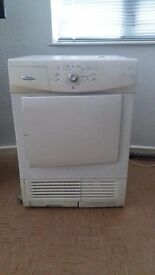 Whirlpool tumble dryer for sale