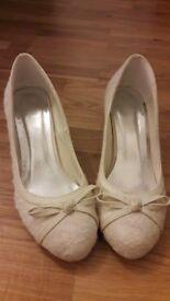 Bridal Shoes Size 4
