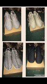 Adidas yeezy boost 350 brand new boxed trainers available for men n woman