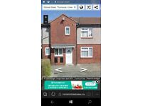 1 bed first floor maisonette in thurnscoe south Yorkshire looking for swap