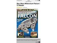 Build the millennium falcon official movie prop replica