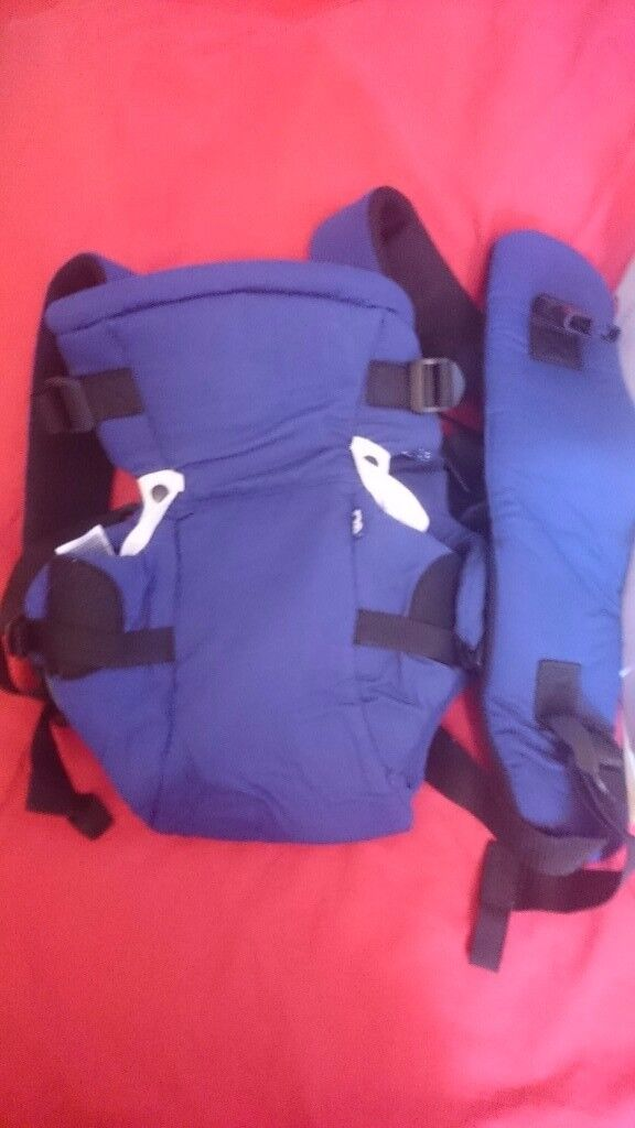 Baby carrier two positions