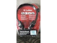 Labtec headset