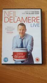 Neil Delamere from the Blame Game Live DVD