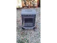 multi fuel wood burning stove. 4.5 kw.
