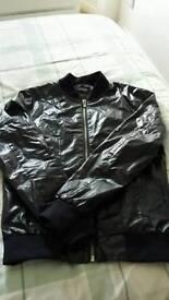 Mens zara bomber jacket small