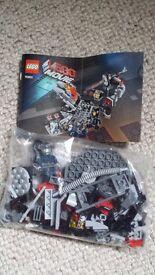Lego movie set 70801